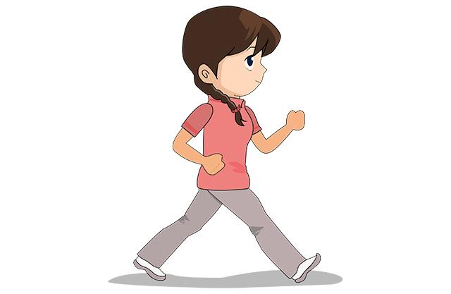 中国疾控中心:健走有八大金标准!抬头挺胸,弯臂摆动,步幅约为身高一半,持续30~40 分钟