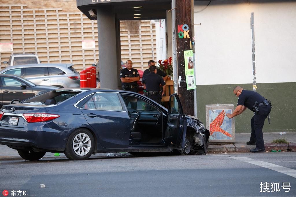 [原创]美国洛杉矶人质劫持事件致1人死亡 嫌犯已经被捕(图)