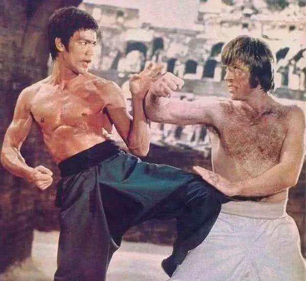 原创]盘点:和李小龙演过对手戏的武术家和武星,谁有真功夫?(图)