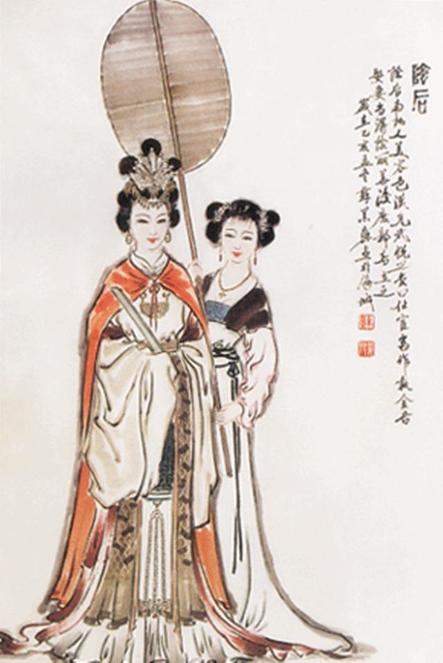 """[原创]史上有两个""""好皇后"""",一个是朱元璋老婆,还有一个离我们很久远(图)"""