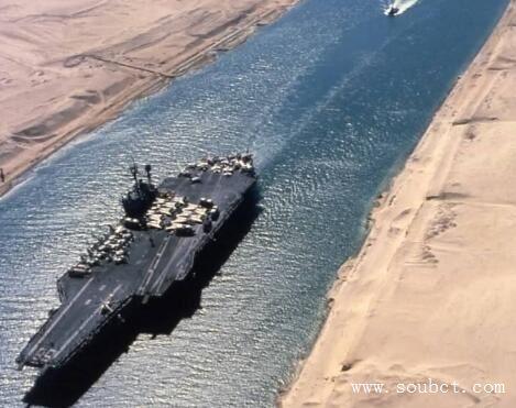 全世界最长的运河之埃及苏伊士运河危机