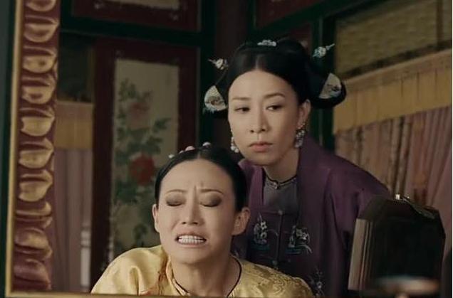《延禧攻略》高贵妃结局病逝 历史上她与富察皇后交好