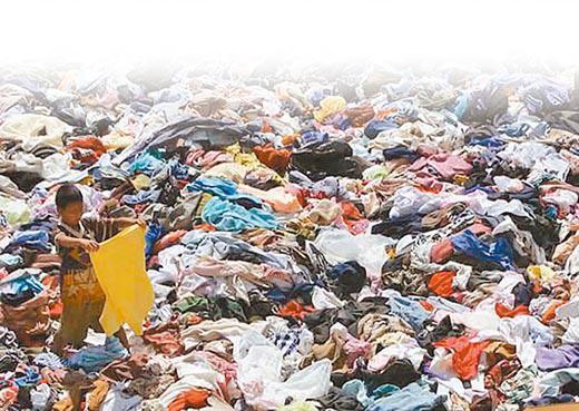 可持续发展:时尚服装供应链的自救之路