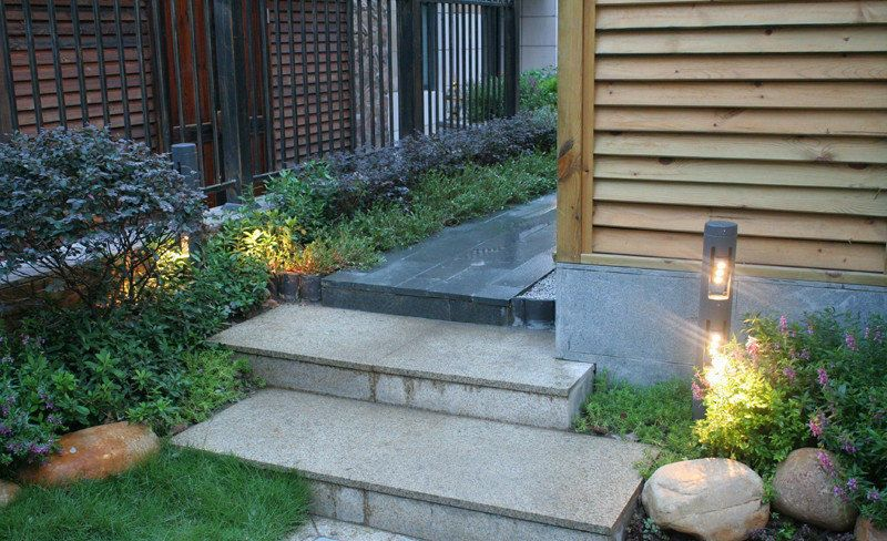 """庭院别墅""""别墅设计""""已完工,舒适惬意的生活,我来了!慈念的园艺图片"""