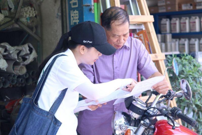 初探调研之详细,深知教书育人不可负 ——中文系榕树社会实践队调研篇