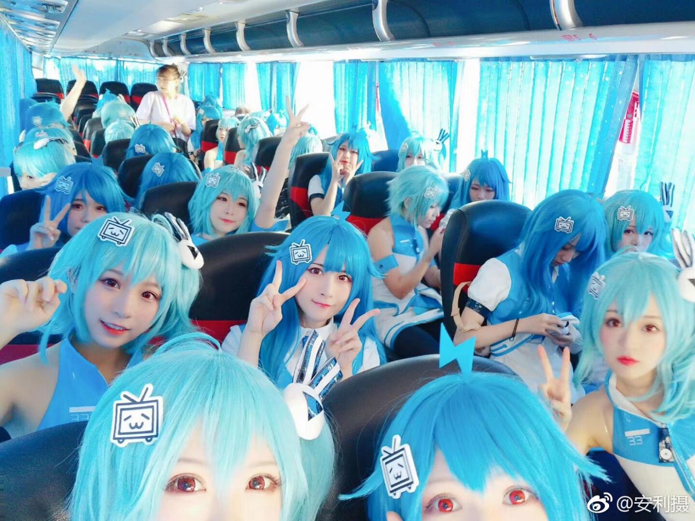 qvdo2233b_bml现场出现的2233娘,会成为中国年轻文化的代表吗?