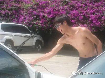 从小瘦猴到肌肉型男的改变,没有壮不起来的瘦子!