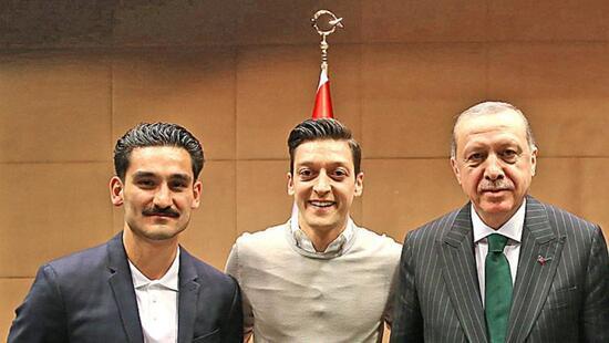 土耳其总统:已和厄齐尔聊过支持他做出的决定