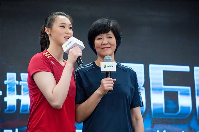 中国女排史上十大美女 惠若琪、赵蕊蕊上榜 前三