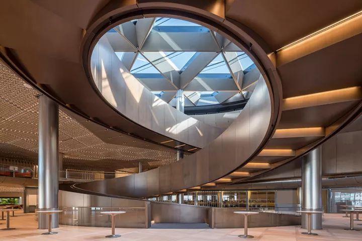 这才是总部大楼该有的样子!