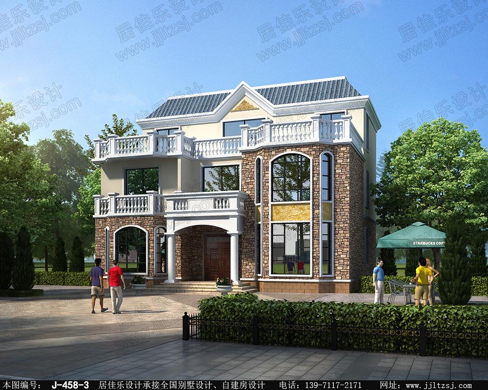 14套最新类型别墅别墅!最低造价20万,各种农村满足你图纸果二手房西安岭图片