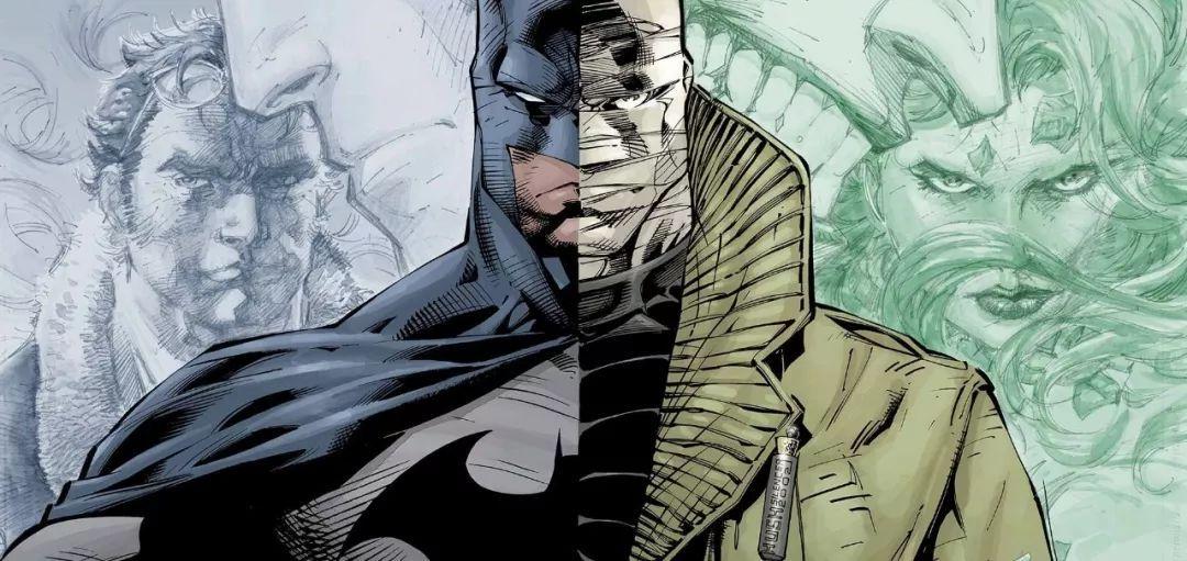 蝙蝠侠:缄默