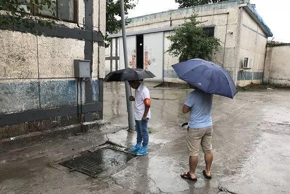 """报告!一切正常! ——北京西南物流中心妥善应对台风""""安比""""带来的降雨"""