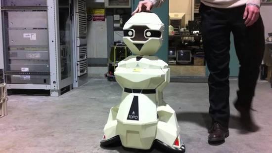 空心杯电机diy,传华为正在打造家用机器人:帮中国孩子学英语