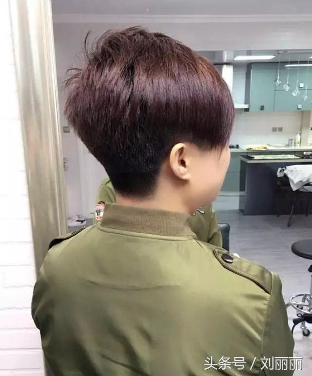 马伊琍新发型图片短发分享展示图片