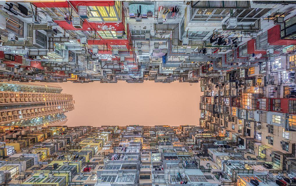 """""""湾仔喜帖街(利东街),旺角朗豪坊等被列入cda的市区重建项目,最终都""""图片"""