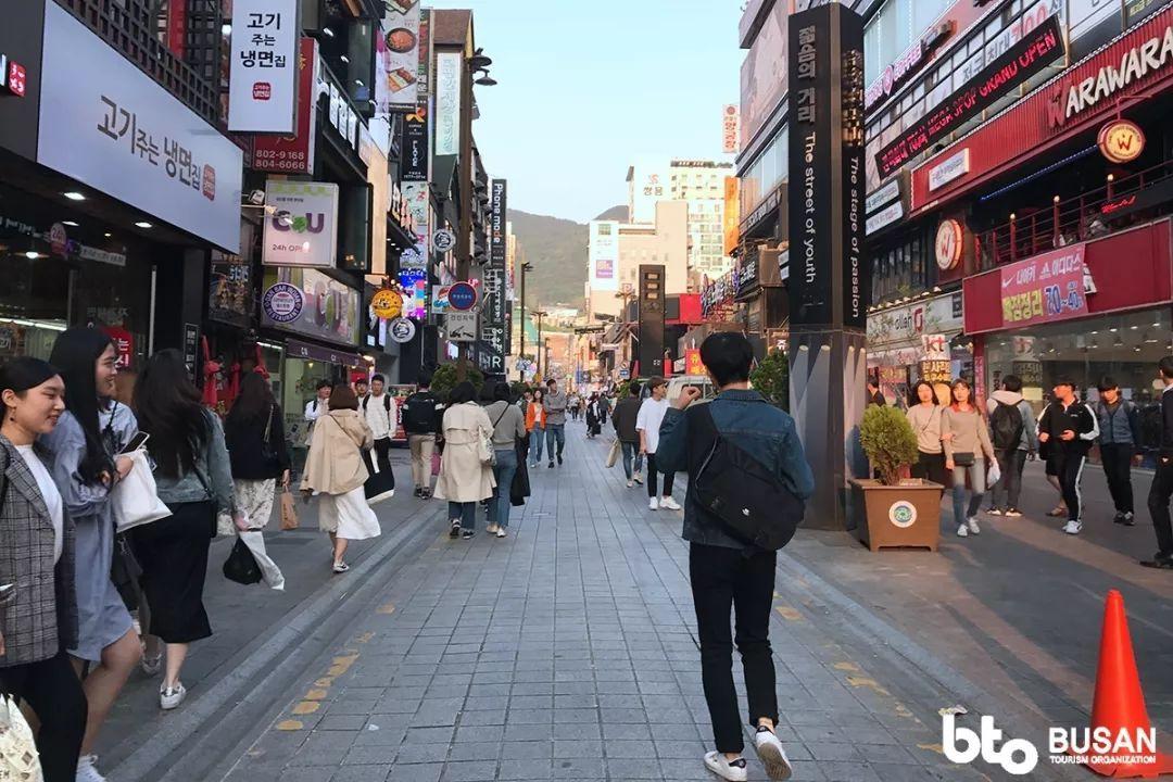 乐在釜山—周末西面半日游