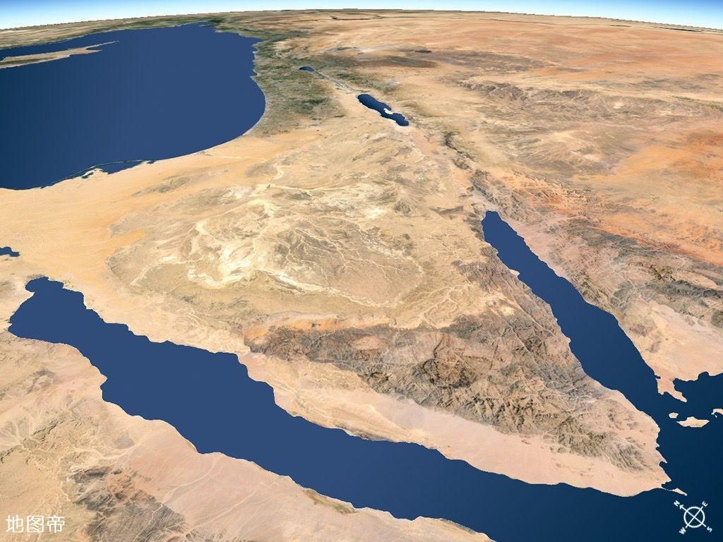 约旦gdp_看似傻瓜实则精明的小国 6000平方公里土地换取12公里海岸线