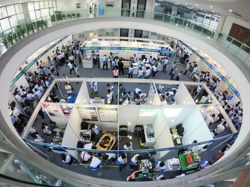 全国大学生机械创新设计大赛总决赛24日在浙江落幕图片