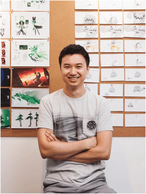 华语VR作品《烈山氏》入围威尼斯 Pinta新作梅开二度