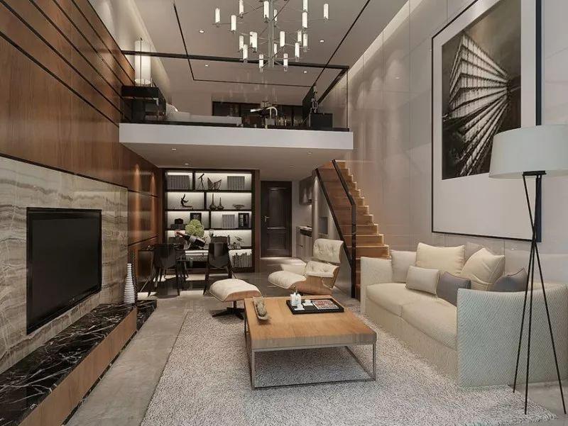 复式公�_【家装知识】loft复式公寓如何装修?
