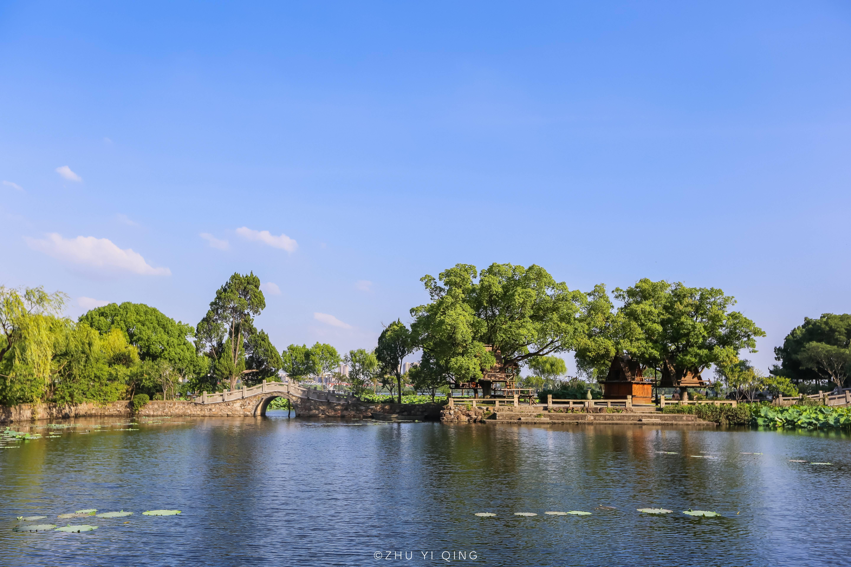 江南有四大名园,西施为何要选这一座作为她的隐居地?