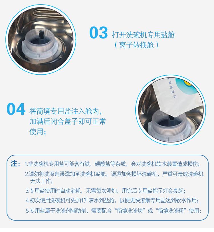 洗碗机使用方法3-4(网络图片版权归属原作者)