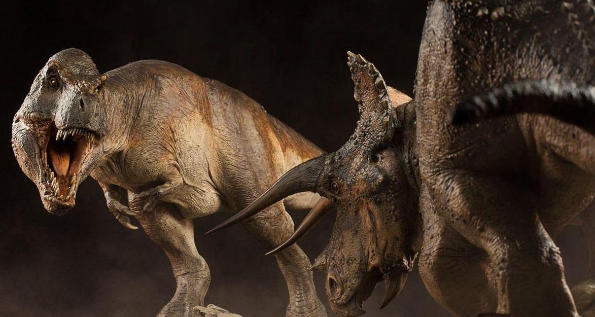 远古十大恐龙,第五中国恐龙,霸王龙只排第三,第一位没有争议