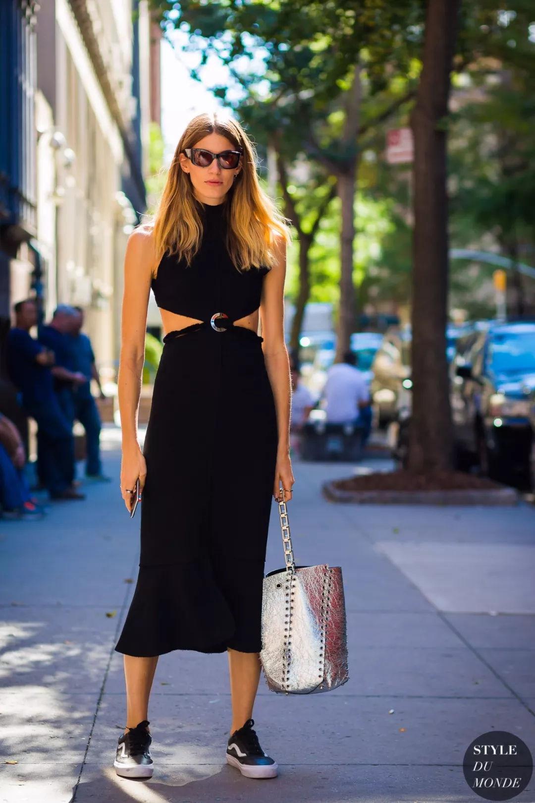 基础款连衣裙OUT了 六个细节让你的连衣裙时髦100倍