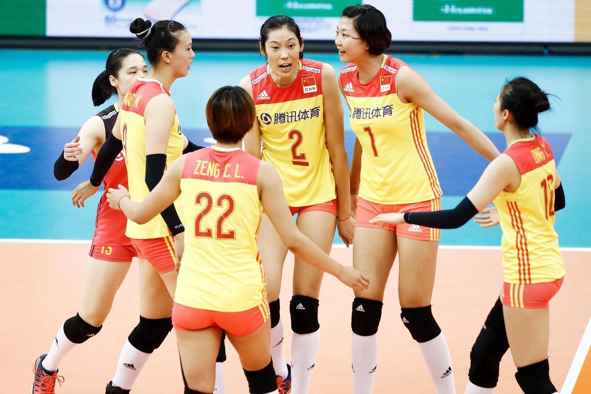韩媒评中国女排一队战亚运 卫冕有危险 但夺冠依旧是目标图片 118455 1200x800