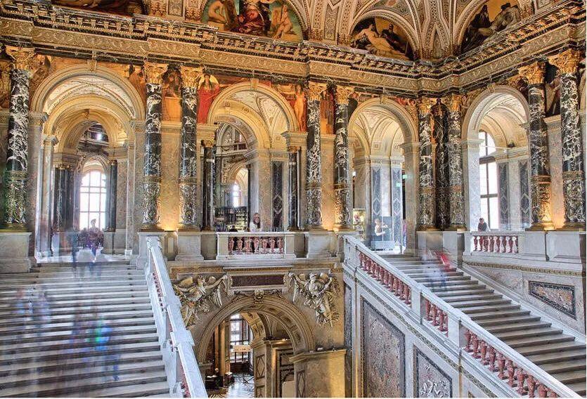 达芬奇手绘欧洲建筑