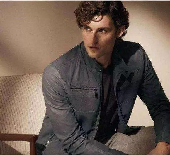 全球十大绝色帅哥男模 中国男模均落榜,居然他排第一 服吗