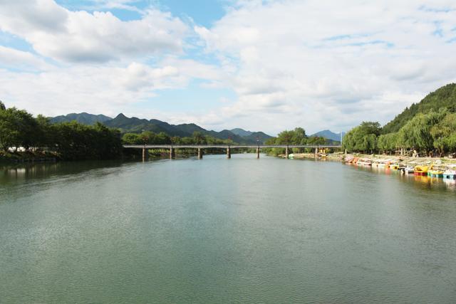 """山间有村,村边有河,衢州的这个村子不是""""世外桃源""""是什么?"""