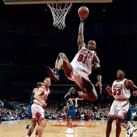 还记得你是如何爱上篮球的?