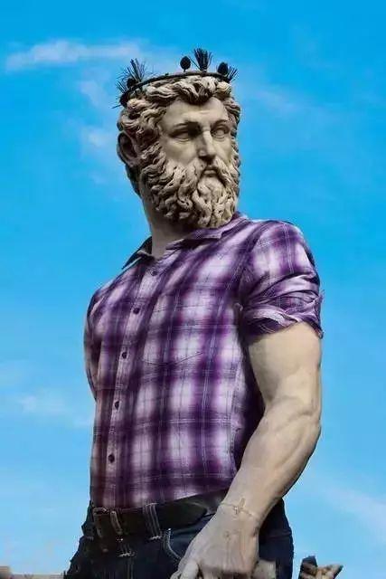 雕塑兼职做模特