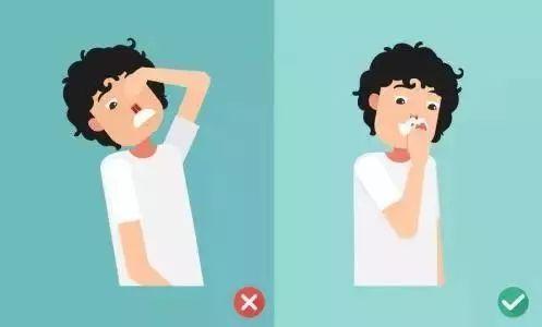 若是外伤后流鼻血,很可能是颅底损伤流出的脑脊液,堵塞鼻子可能导致图片