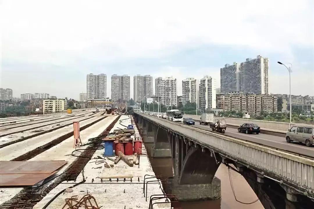 好消息!內江沱江大橋加寬改造項...