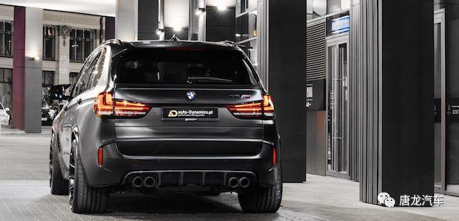 【黑金刚巨兽】Auto-Dynamics推出BMWX5M最大输出670PS_北京pk官
