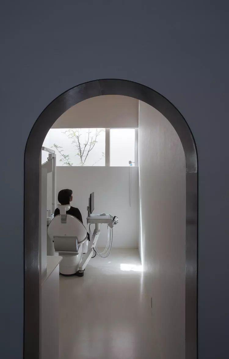 在设计上花心思的诊所,有另一种治愈感|这个设计了不起