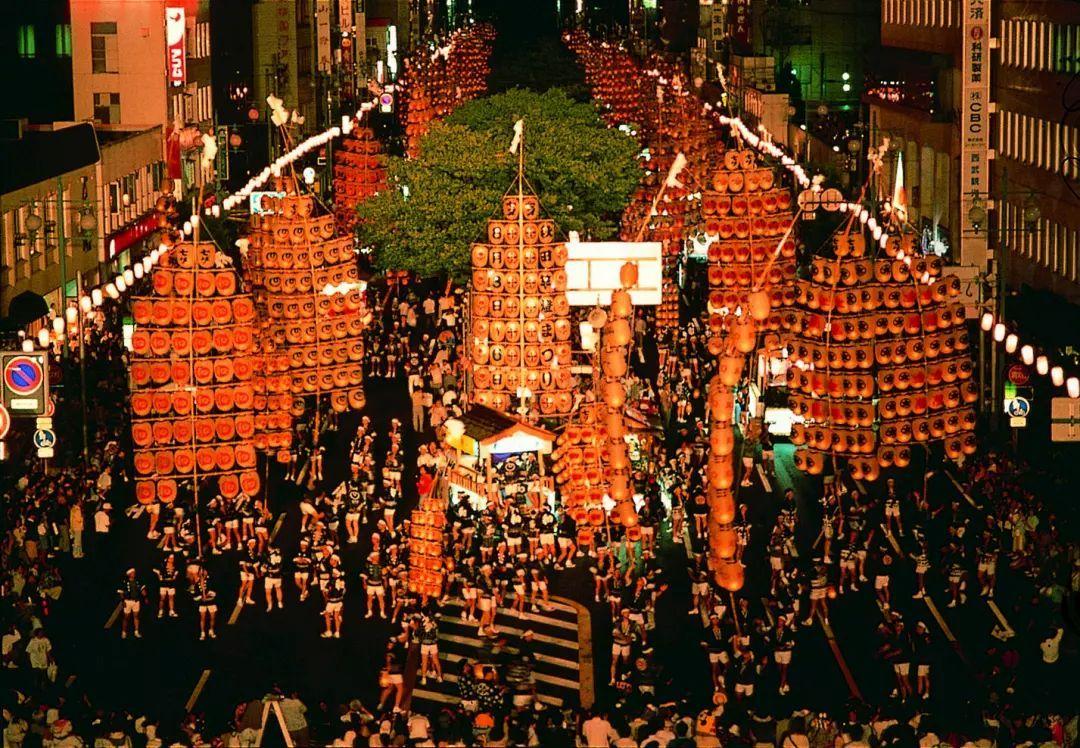 日本的夏季活动好像特别多?这里有几个独辟蹊径的游玩主意