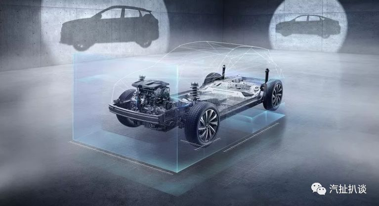 吉利汽车又放大招发布BMA基础模块化架构抗衡大众MQB