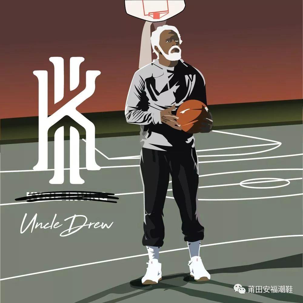 时尚 正文  虽然欧文因为膝盖手术无缘征战季后赛,但他的次级签名鞋图片