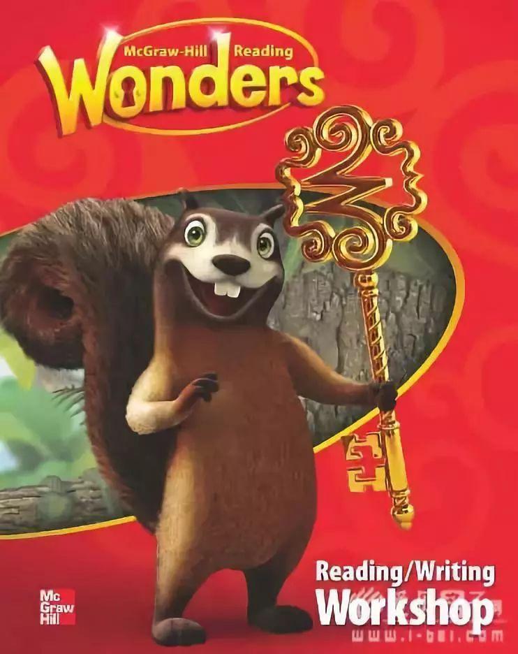限时领美国小学教材ReadingWonders,权威编写,获奖作品,跟着美