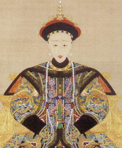 清朝皇后最全画像大集结!这些皇后里谁寿命最长?谁生孩子最多?图片