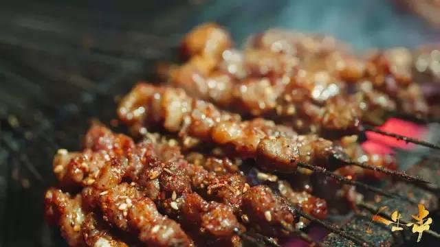 梁山烤牛肉
