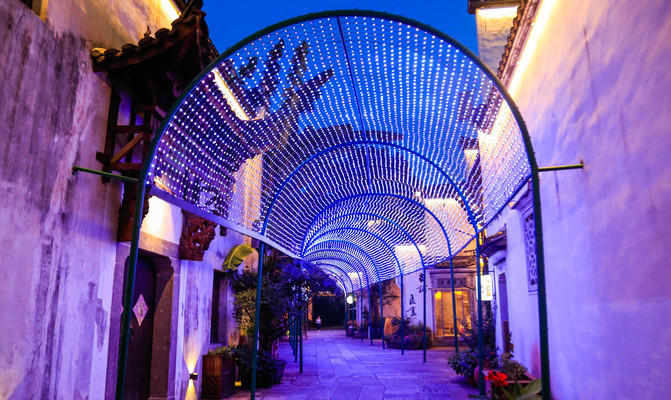 衢州老街水亭门,漫步砖瓦之间尽显明清、民国风情