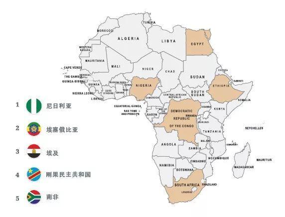 非洲人口最多_非洲人口图片