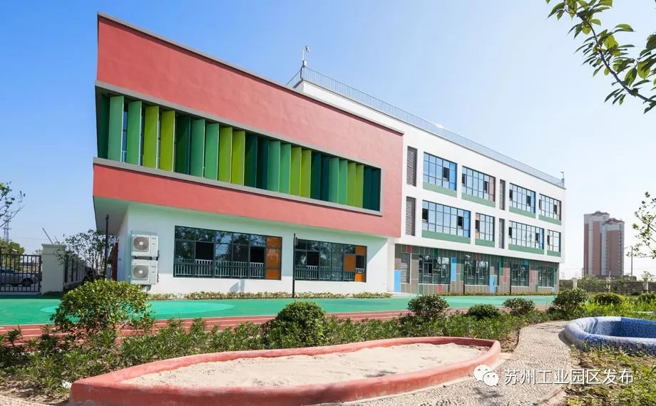 """作为""""大树""""的""""树干"""",星湖幼儿园淞江分园 精心设计了学校入口,保证图片"""