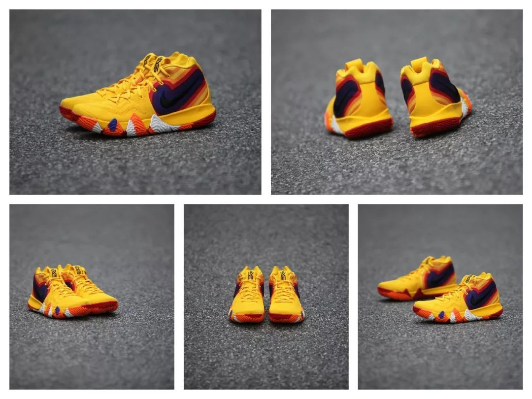 watch 2c586 8183e XH55限量发售预告#【 Nike Kyrie 4