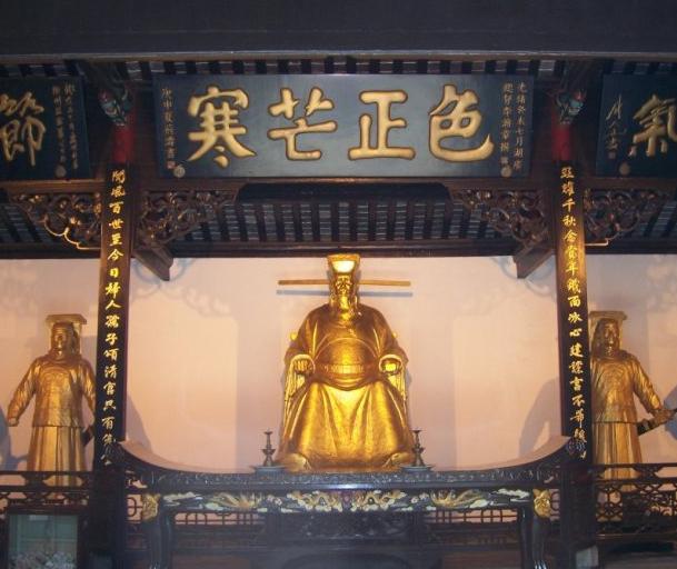 关于宋朝包拯的传说有哪些是真的?